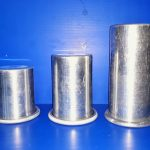 Pillar Candle Moulds- Dia 3 inch- set of 2