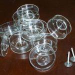 Polycarbonate Tealight Holder- Round