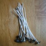 Candle Wicks- upto 2.5 inch jar dia
