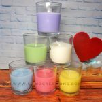 Votive Candle – set of 6 Fragrances by Namo Creations